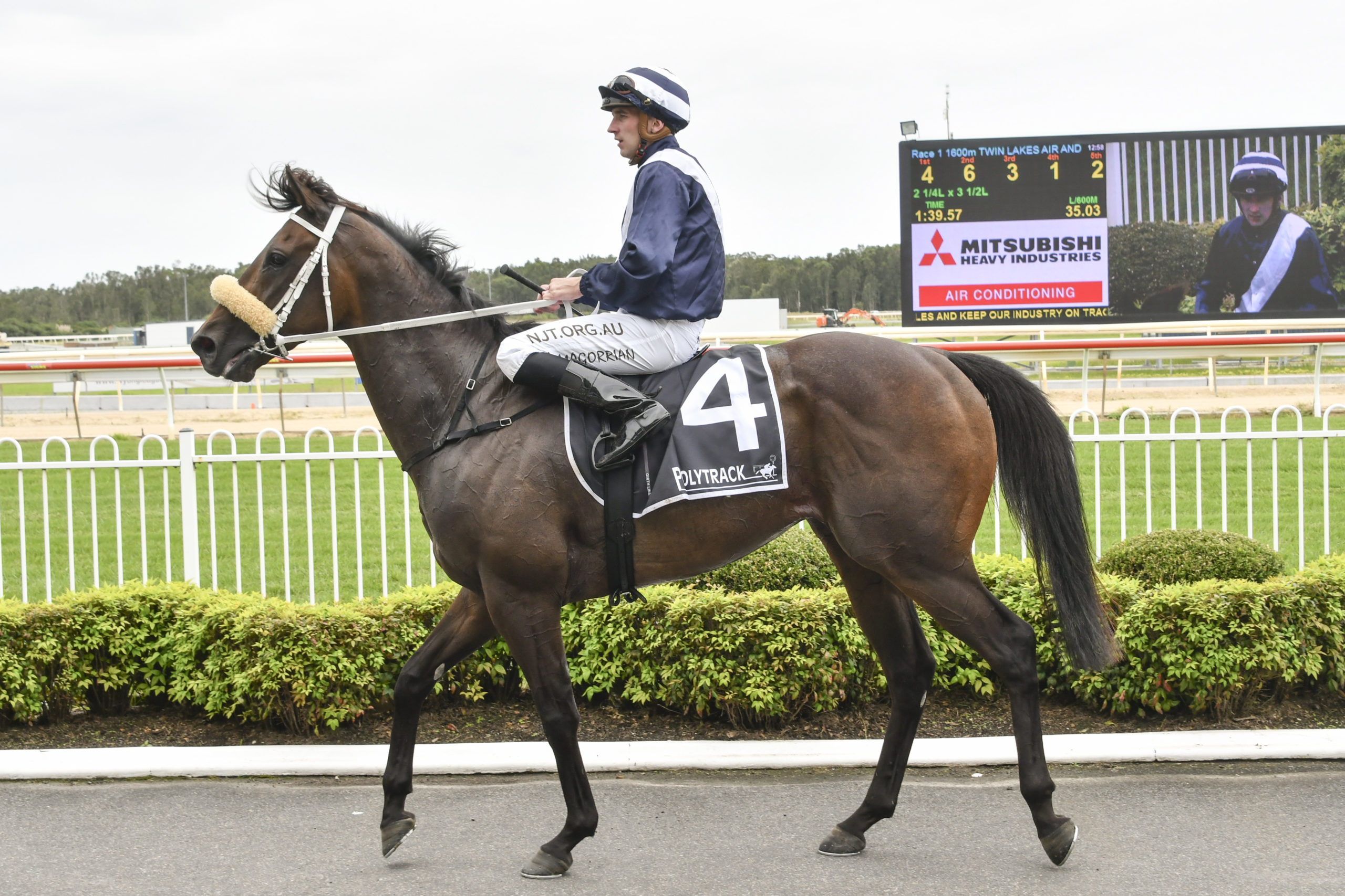 WALLER AND MAGORRIAN DOMINATE AT WYONG AS QUALIFIER POSTPONED 2